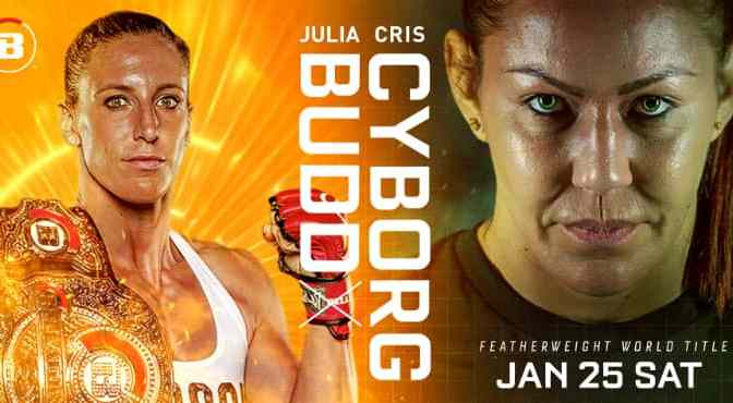 Video: Cyborg Media Day Ahead of Bellator 238