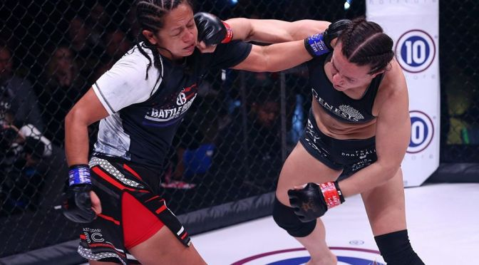 WMMath Podcast: Bantamweight Monica Franco
