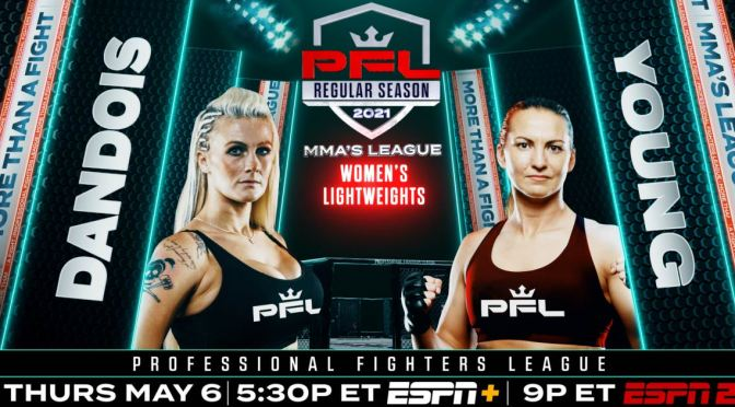 Kaitlin Young Hopes Experience brings her the PFL Tournament Title