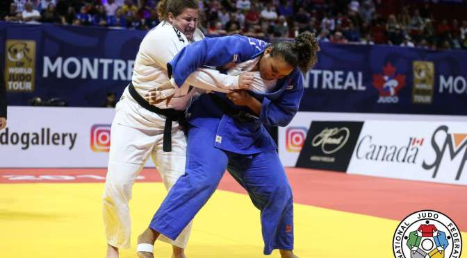 2020/2021 OLYMPIC JUDO RESULTS